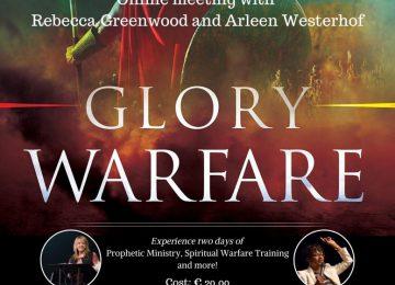 online meeting spiritual warfare