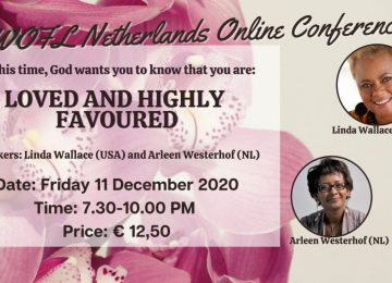womans conference to grow in God