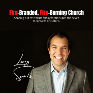 fire-branded and fire-burning church