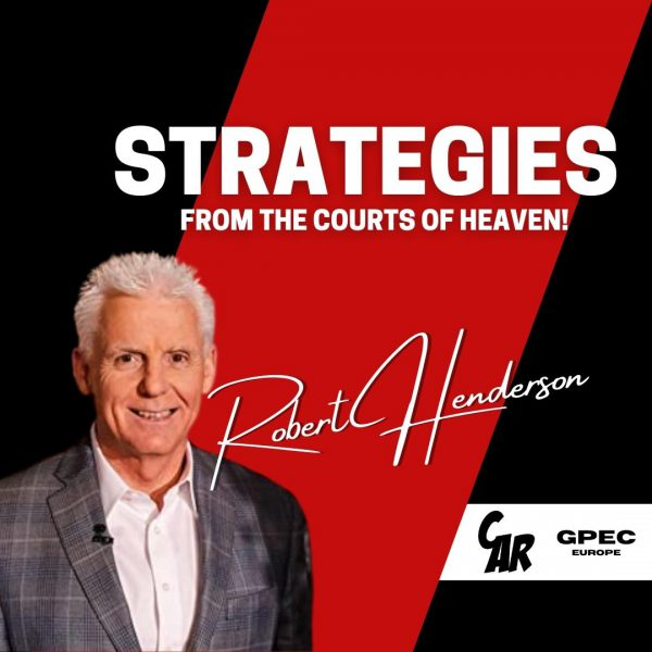 strategies from the courts of heaven